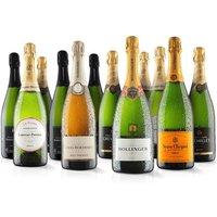 Virgin Wines Luxury 12 Bottle Champagne Selection