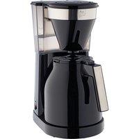 Melitta ML2890 Easy Top Therm II Coffee Maker - Black