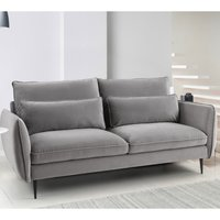 Rhonda 3 Seater Sofa - Malta Grey