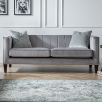 Chloe 3 Seater Sofa Malta Grey
