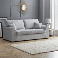 Zara 3 Seater Sofa Dot Grey