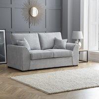 Zara 2 Seater Sofa Dot Grey