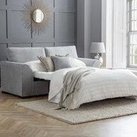 Zara 2 Seater Sofa Bed Dot Grey