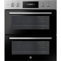 Hoover HO7DC3B308IN 70cm Built-In Electric Double Oven - Black