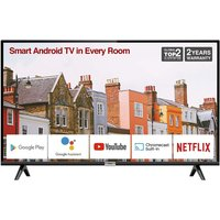 "TCL 32"" Smart 720p HD Ready HDR Android TV with Google Assistant Built-in"