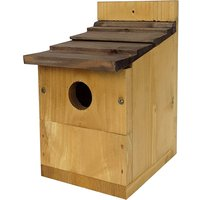Johnston & Jeff Multinester Nest Box with Shingles