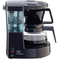 Melitta 6707286 Aromaboy 500W Filter Coffee Machine - Black