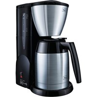 Melitta 6729615 Single 5 Therm Filter Coffee machine and Thermal Mug - Black and Stainless Steel
