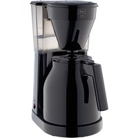 Melitta 6762893 Easy Therm II Filter Coffee Machine with Extra Jug - Black