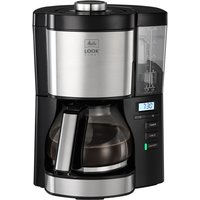 Melitta 6766591 Look V Filter Coffee Machine with Timer - Black