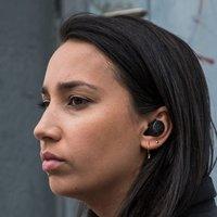 JAYS M-Five True Wireless Headphones - Black