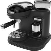 Ariette AR1319 Moderna Espresso Coffee Maker - Black