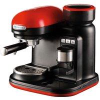 Ariette AR1321 Moderna Espresso Coffee Maker - Red