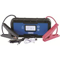 Draper 12V Capacitor Jump Starter - 700A Starting Current