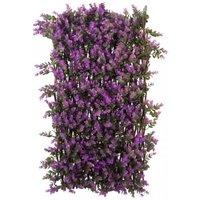 Smart Garden Faux Decor Violet Trellis - 180 x 90cm
