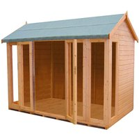 Shire Blenheim 10ft x 6 ft Summerhouse