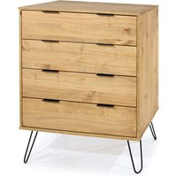Augusta 4 Drawer Chest Of Drawers