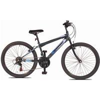 Concept Thunderbolt FS 24inch Wheel Boys Bicycle - Black