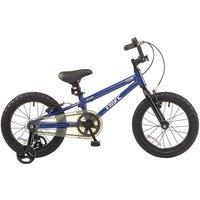 """DeNovo Ozone 16"""" Wheel Unisex Mountain Bike - Blue"""