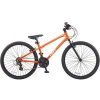 "DeNovo Galactic 26"" Wheel Unisex Mountain Bike - Orange"