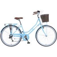 "Viking Belgravia Ladies Traditional Heritage 26"" Wheel 6 Speed Bike 16"" - Blue"
