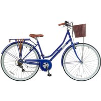 Viking Belgravia Ladies Traditional 700c Wheel 6 Speed Bike 18