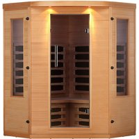 Canadian Spa Aspen 4 Person FAR Infrared Home Indoor Sauna