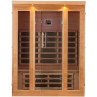 Canadian Spa Banff 3 Person FAR Infrared Home Indoor Sauna