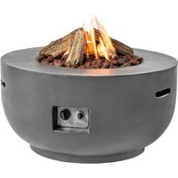 Happy Cocooning Bowl Cocoon Fire Pit - Grey