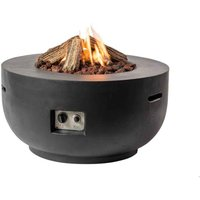 Happy Cocooning Bowl Cocoon Fire Pit - Black
