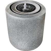 The Outdoor Living Company Solar Cylinder Water Feature Dia. 30 x 31cm