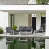 Life Mallorca Lounge Set - Grey