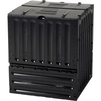 Garantia 600L Eco King Composter - Black