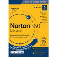 Norton 360 Deluxe 50GB  1 User 5 Devices