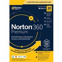 Norton 360 Premium 75GB  1 User 10 Devices