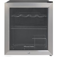 Russell Hobbs RHGWC3SS-C 46 Litre Wine and Drinks Cooler wit