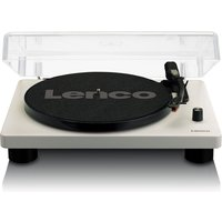 Lenco LS-50GY Turntable with Built-in Speakers and USB Encoding - Grey