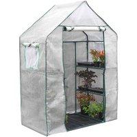 Garden Grow Premium 6 Shelf Greenhouse