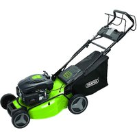 Draper 530mm Self-Propelled Petrol Lawn Mower (173cc/4.4HP)