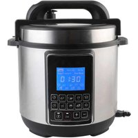 Innoteck DS-5959 6-in-1 Electric Pressure Cooker - Black