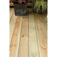 Forest Garden 10pk Value 2.4m Deck Board