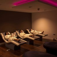 Buyagift 2-for-1 Spa Day with Four Treatments for Two at Ban