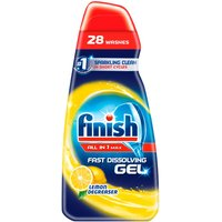 Finish Lemon All in One Gel - 28 Washes