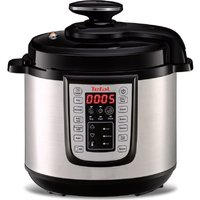 Tefal TE5054 6L All-In-One Electric Pressure Cooker - Silver