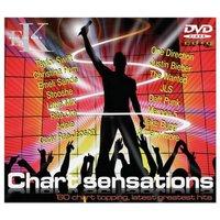 Easy Karaoke Chart Sensations CD+G and DVD Pack