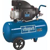 Scheppach HC54 1500 W 50 L Air Compressor 230 V