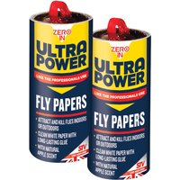 Zero In Fly Papers - Pack of 24