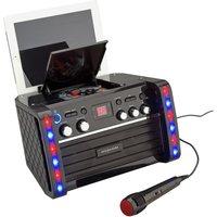 Easy Karaoke EKS213-BT Bluetooth Karaoke Machine - Black