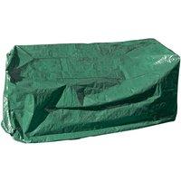 Draper Garden Bench/Seat Cover  (1900 x 650 x 960mm) - Green