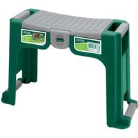 Draper Kneeler and Seat - Green and Grey